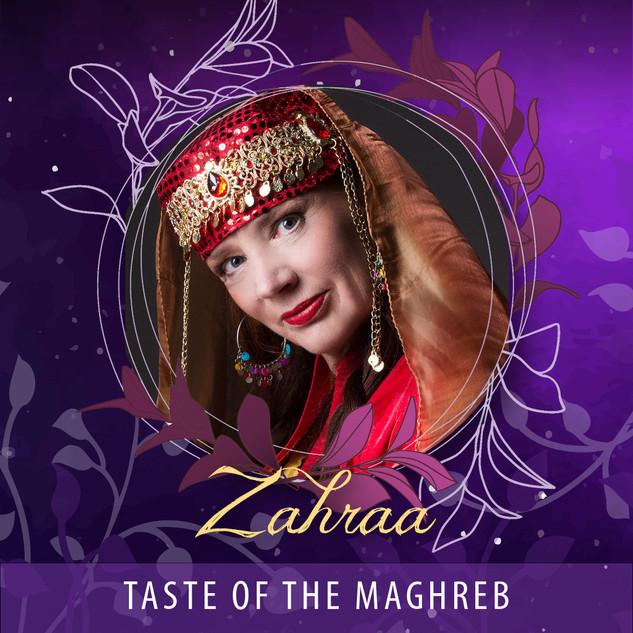 Zahraa - Taste of the Maghreb AUD45