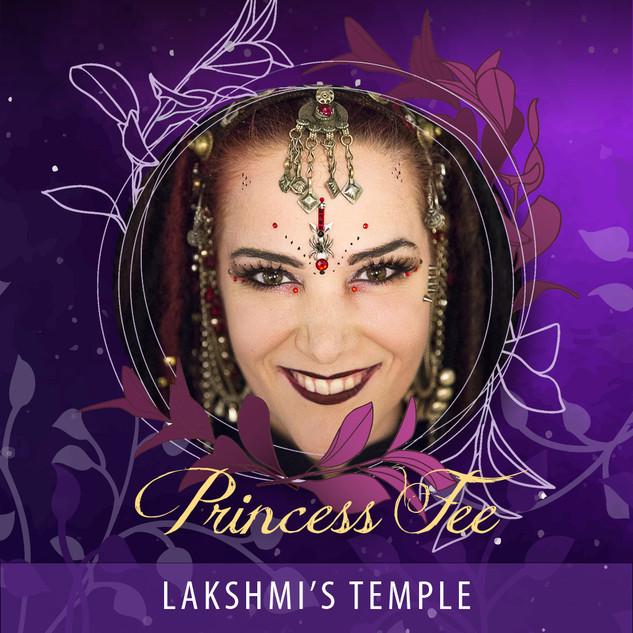 Princess Fee - Lakshmi's Temple - Gothic Fusion - AUD45