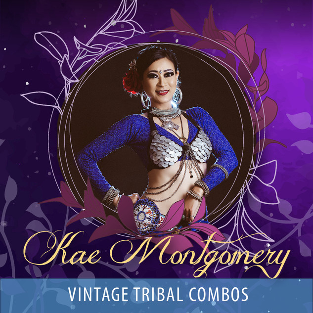 Kae Montgomery - Vintage Tribal Combos AUD90