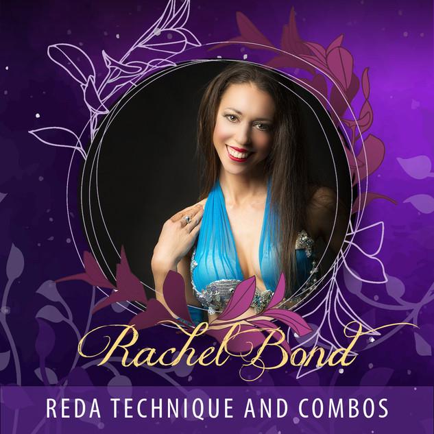Rachel Bond - Reda technique and combos AUD45