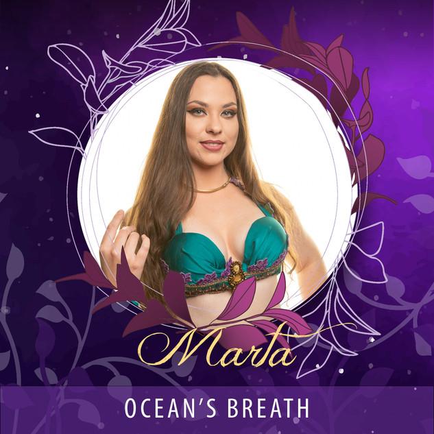 Marta - Ocean's Breath AUD45