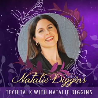 Natalie Diggins - Tech Talk with Natalie Diggins - AUD22.50