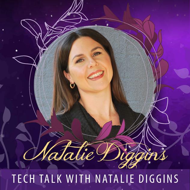 Natalie Diggins - Tech Talk with Natalie Diggins - AUD45