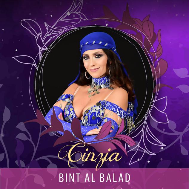 Cinzia - Bint al Balad AUD90