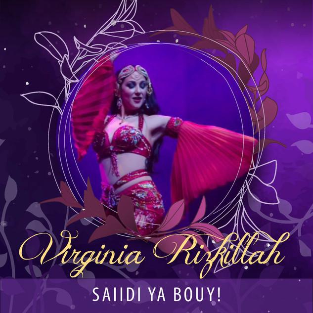 Virginia Rizkallah - Saiidi Ya Bouy!