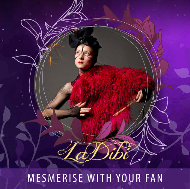 LaDibi - Mesmerise with your Fan AUD45