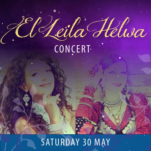El Leila Helwa - $35