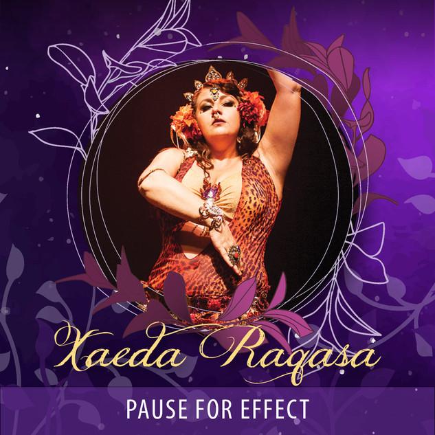 Xaeda Raqasa - Pause for Effect AUD45