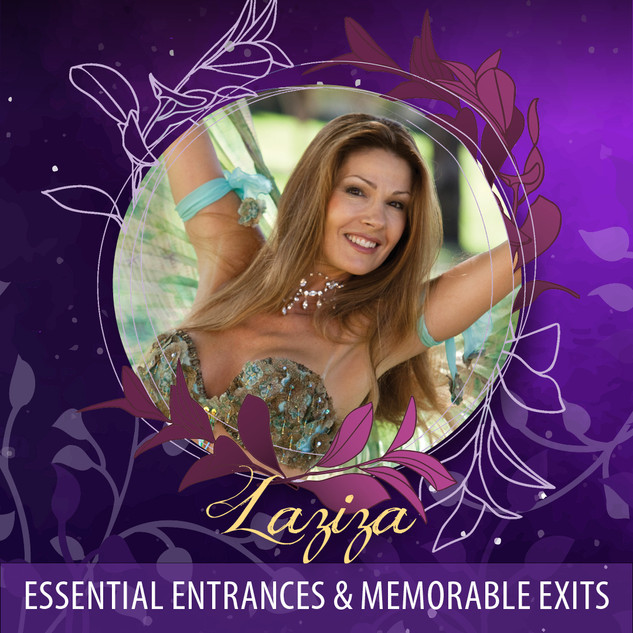 Laziza - Essential Entrances & Memorable Exits - AUD45