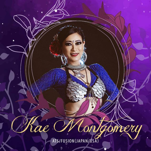 Kae Montgomery (Japan/USA)