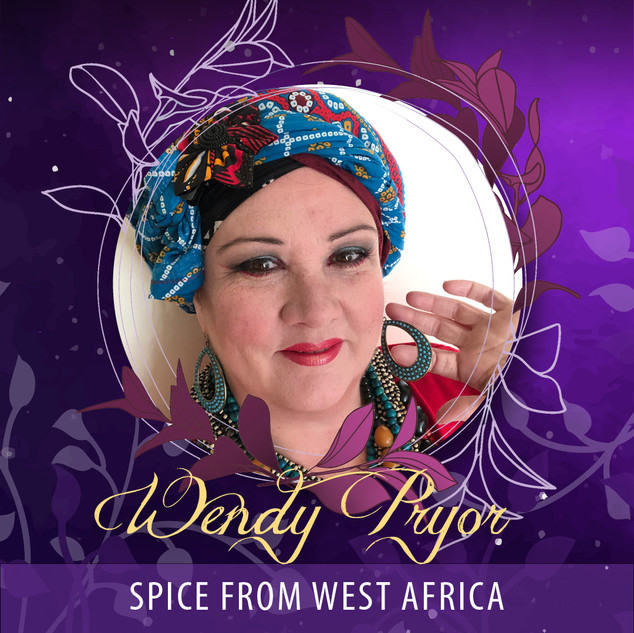 Wendy Pryor - Spice from West Africa - AUD45