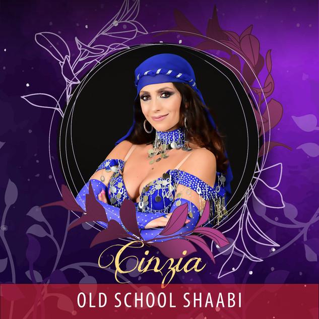 Cinzia - Old School Shaabi AUD90