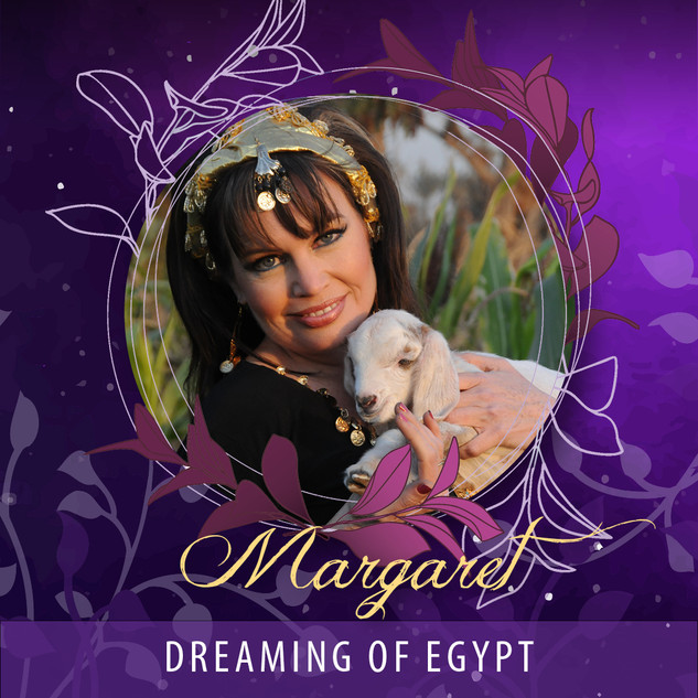 Margaret - Dreaming Of Egypt - Slow Travel In The Land Of Your Dreams AUD25