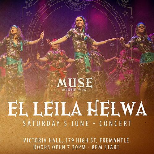 El Leila Helwa Gala Show Tickets