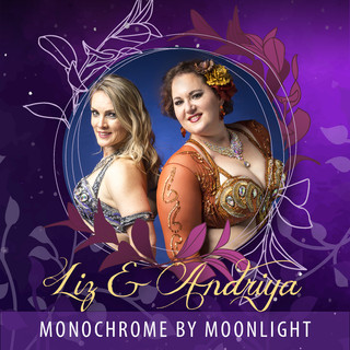 Liz & Andriya - Monochrome by Moonlight: Golden Age inspiration for your next costume design - AUD25