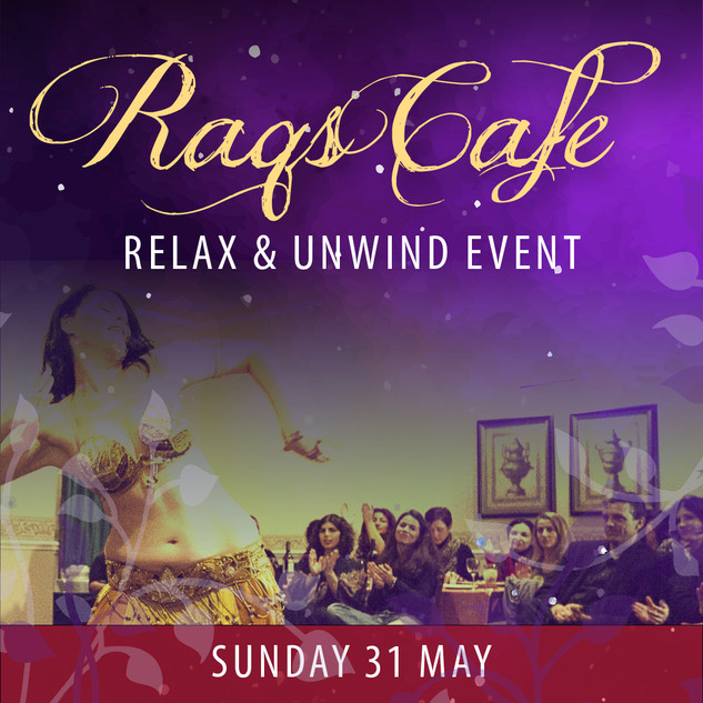 Raqs Cafe - $25