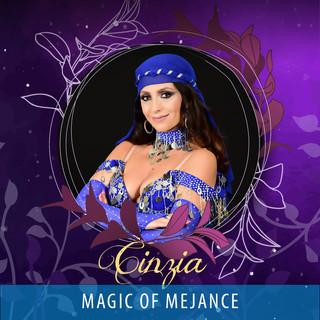 Cinzia - Magic of Mejance - AUD45
