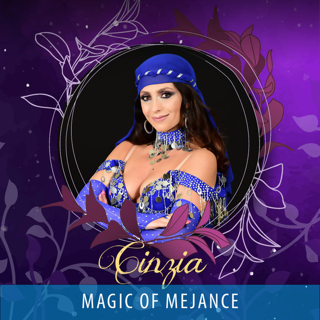 Cinzia - Magic of Mejance - AUD90