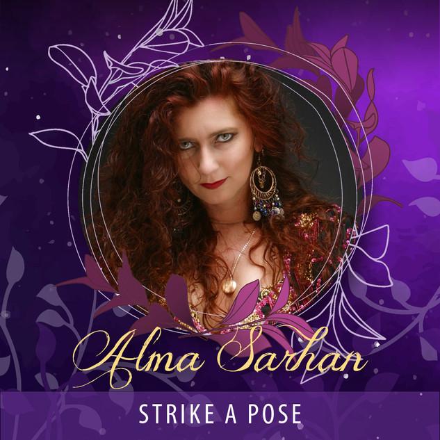 Alma Sarhan - Strike a Pose AUD45