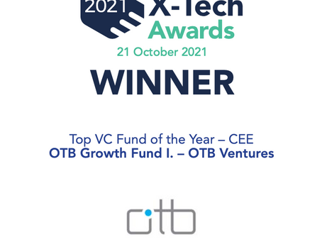 Top VC fund of the year in CEE!
