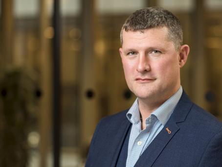Minit Process Mining has a new CEO – James Dening.
