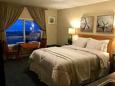 Seaside Oregon Hotel Tradewinds Oceanfront Beach Lodging