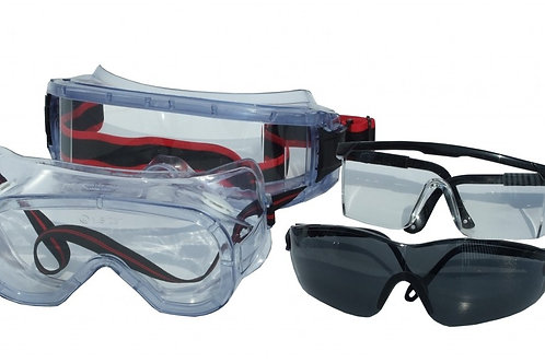 Safety Goggles & Ear Protection