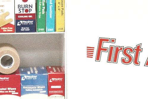 First Aid Kits & Supplies