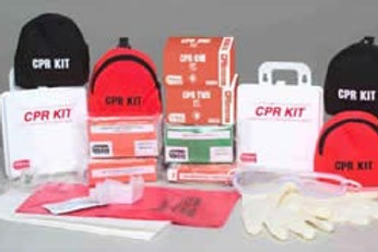 CPR Kits that meet NYS DOH Requirements