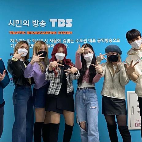 프레셔스 in K-RIDE   TBS eFM 101.3MHz   비하인드컷   텐션UP!분위기UP! 즐겁고 소중했던 하루✨