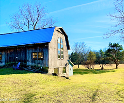Michigan Barn Home For Sale w/ Ponds And Creek on 40 Acres!