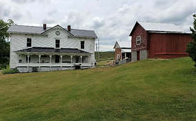 Virginia Barns and Historic home for sale