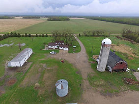 Nicely updated home with barn, outbuildings on over 7 acres in MN