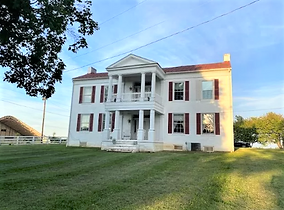 For Sale Historic  Estate, 3 car attached garage, solid barn, out-buildings, tons of potential, Dover, Ky
