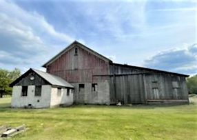Barn for sale in Ohio, needs a Barn Loving Buyer.....NOW!