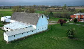 Gorgeous country estate in Ohio with home & barn for sale @ auction 8/24/2021