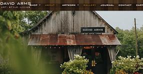 David Arms  Art * Style * Living