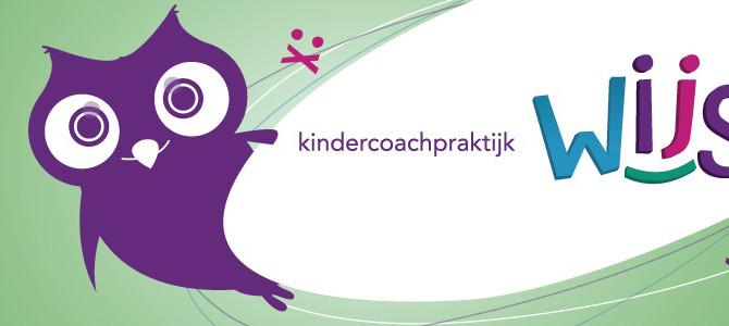 Nieuwe website voor Kindercoachpraktijk WIJS!