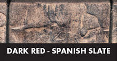 dark red spanish slate