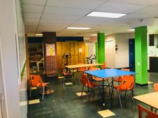 Kitchen/Craft/Dining Area