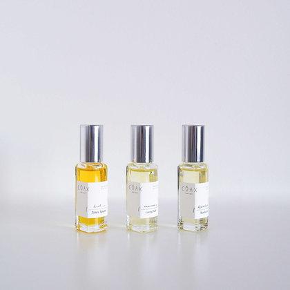 coax_Discovery Set_perfume oil