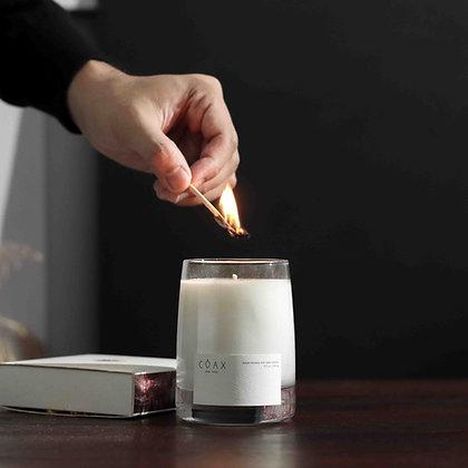 coax_soy wax candle_CSA_9oz
