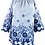 Thumbnail: Hemd Blau Elegance Italy