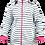 Thumbnail: Praktische Jacke mit Baby-Einsatz