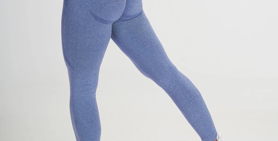 Leggings Yoga Fitness High Waist Elastic Shadow