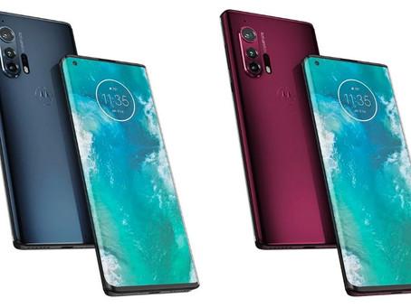 Motorola lança Edge e Edge+ no Brasil com 5G