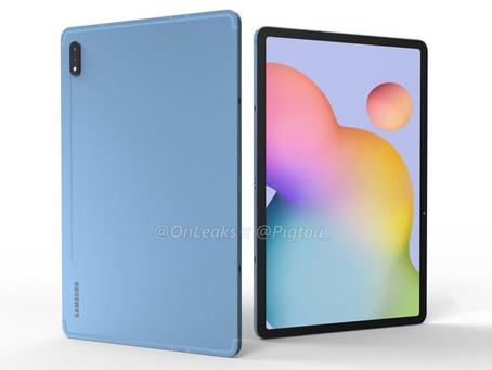 Galaxy Tab S7 Plus terá bateria potente e tela de 12 polegadas, indica rumor
