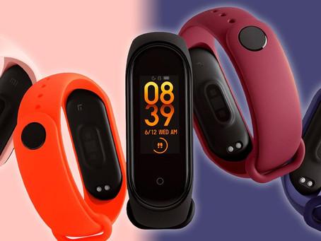 Xiaomi Mi Band 5 e Mi Band 4C podem ser lançadas em breve