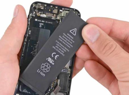 Baterias do iPhone 12 terão menor capacidade que modelos atuais