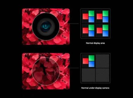 Xiaomi se prepara para produzir smartphones com câmera sob a tela